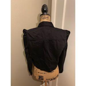 Blank NYC Jackets & Coats - Blank NYC Puff Sleeve Jacket